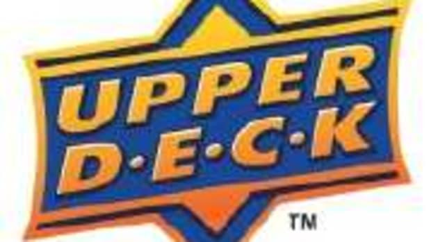 UPPER DECK NEW logo
