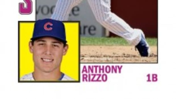 Topps 1984 Design Anthony Rizzo