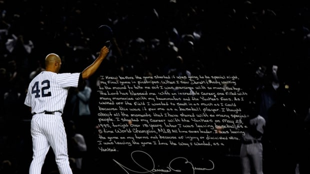 "Steiner Sports introduces a new line of memorabilia, ""In My Own Words,"" featuring lasting moments in sports told by the athletes who performed the feats."