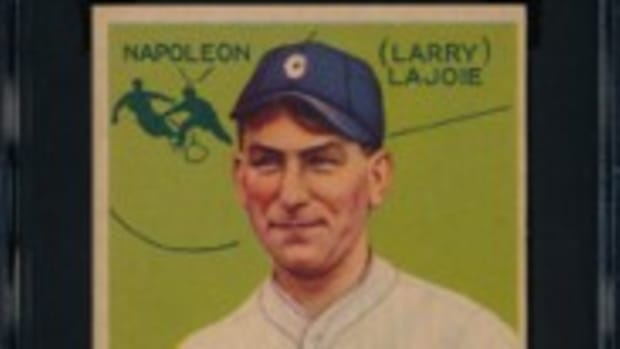 LOTG 1933 Goudey Lajoie Front