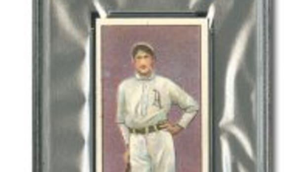 SCP1909 Joe Jackson Card