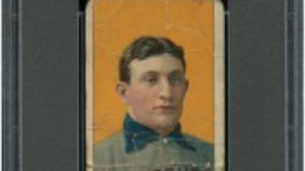 Four examples of the T206 Honus Wagner baseball trading card will have hit the auction block by the first week in May.