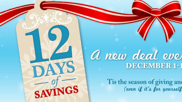 12DaysofSavings