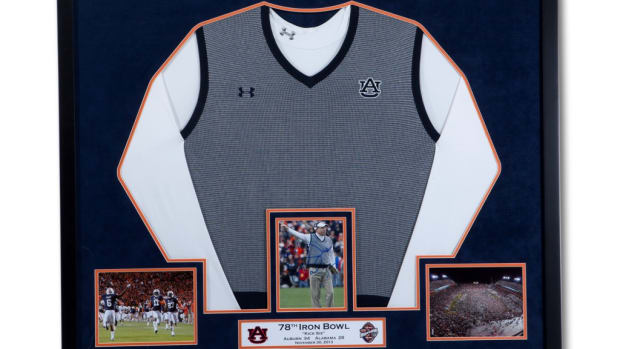 Gus Malzahn Iron Bowl Sweater