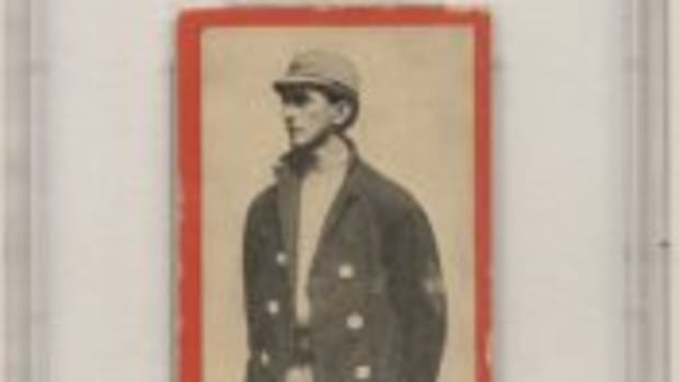 Shoeless Joe Old Mill card