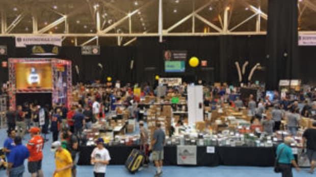 The National Sports Collectors Convention will return to Cleveland in 2022.