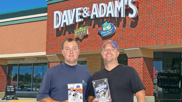 Dave Silver, left, and Adam Martin started their company in 1988 and built up from classified advertising to opening a mammoth storefront.