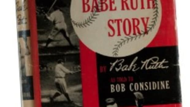 Babe Ruth Stoy