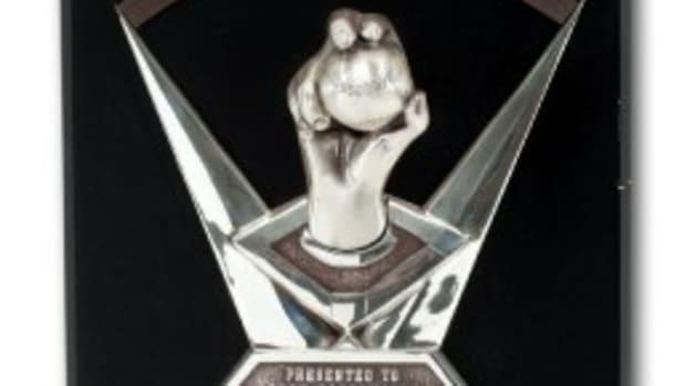 Saberhagen's 1985 Cy Young Award