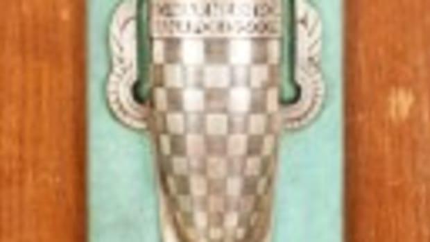 1939 Borg Warner Trophy