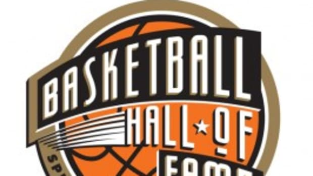 Panini Basketball Hall of Fame logo