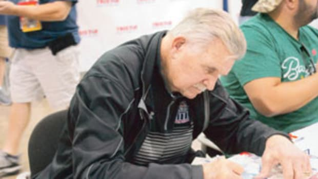 "Mike Ditka will always be ""Coach"" to fans and players alike."