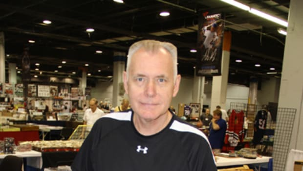 Whether running shows or manning a booth himself, George Johnson has been a hobby mainstay for years. He's starting a new show in Arizona in late January.