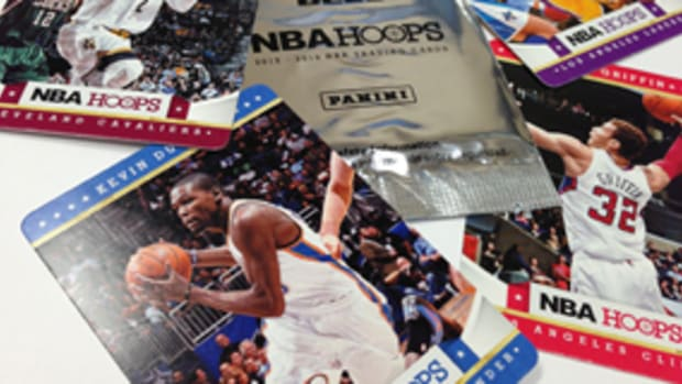 Basketball cards are at Taco Bell now through May.