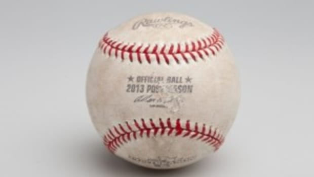 SCP Auctions estimates the ball will sell for between $50,000-$100,000.