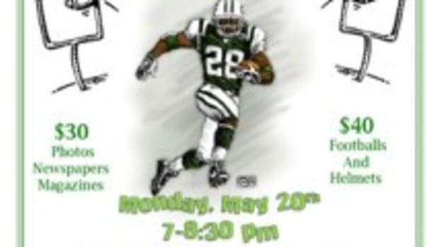Curtis Martin Flyer