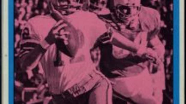 1972 Topps Super Bowl