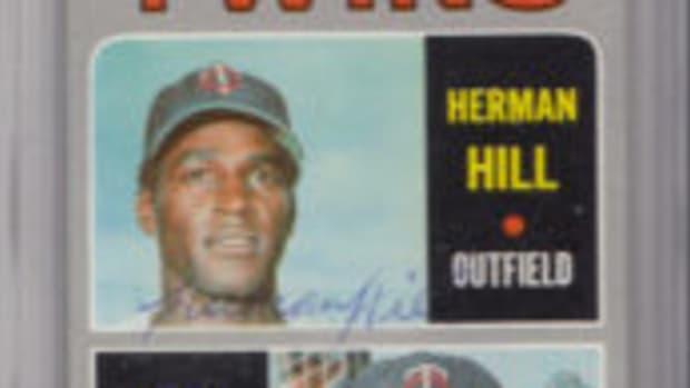 Pat Neshek has assembled around 50,000 autographed baseball cards in his collection. (Image courtesy Pat Neshek)