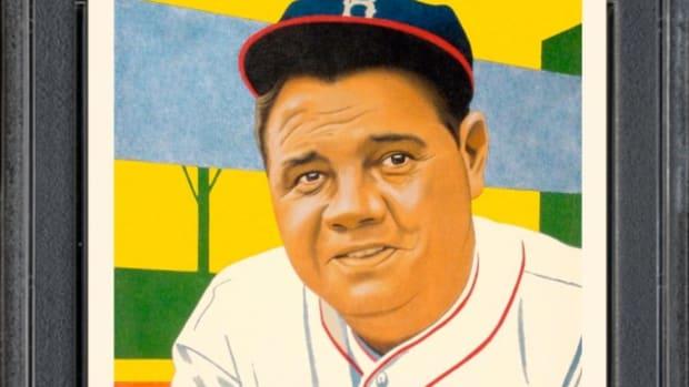 2014 Babe Ruth, Brave