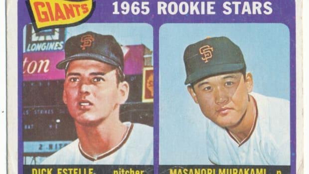 murakami 1965 topps