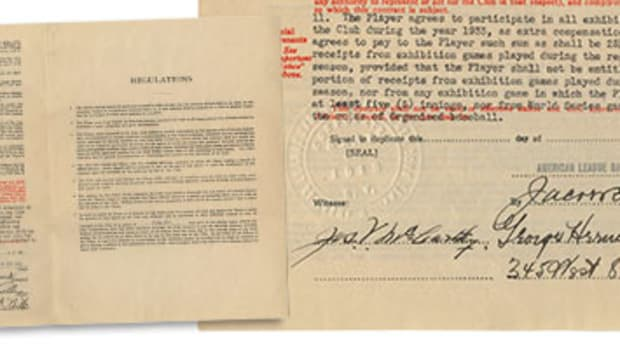 1933Ruthcontract