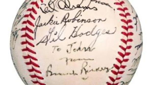 Jackie Robinson ballC