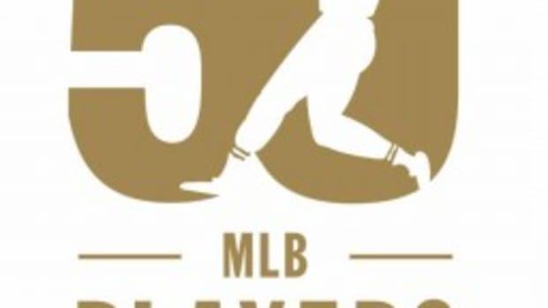 MLB50logo