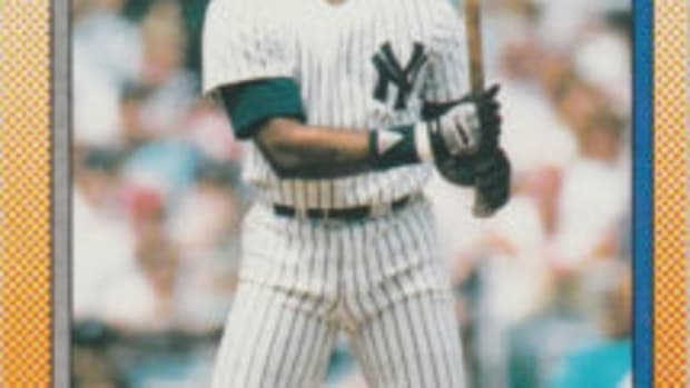 Hensley Meulens was the first from Curacao to reach the major leagues.