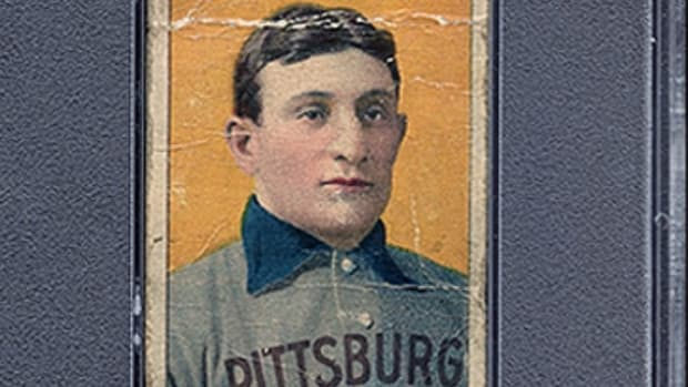 T206 Wagner card