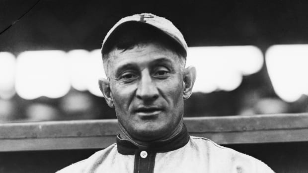 Honus Wagner, who played from 1897-1917, has the most iconic baseball card in hobby history.
