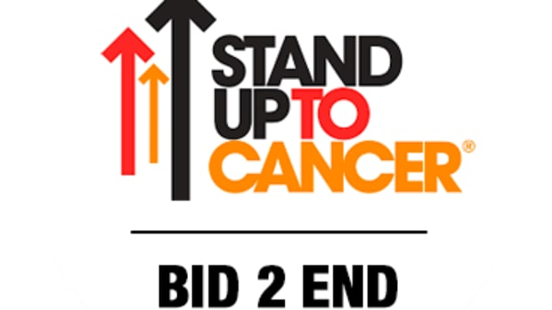 Stand Up To Cancer Logo