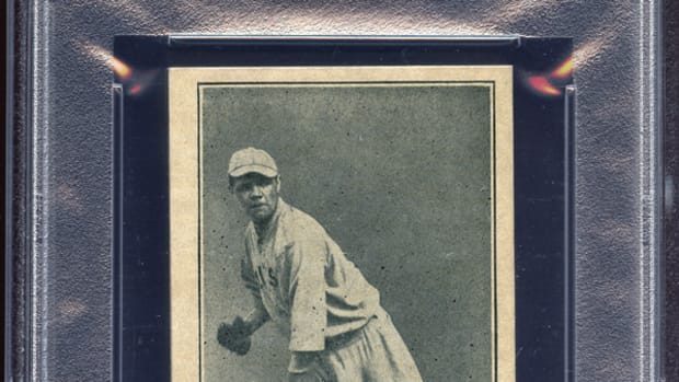 1916 Sporting News Babe Ruth card at Mile High Card Company