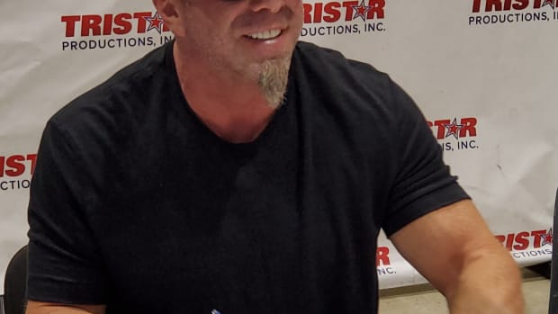 Houston Astros star Jeff Bagwell.