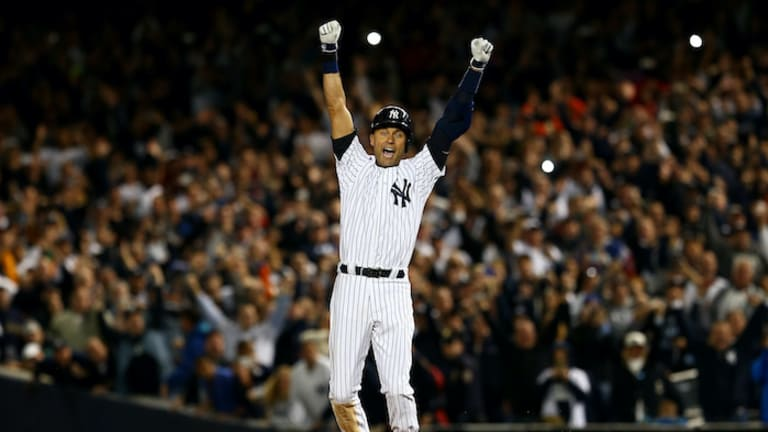 Derek Jeter and Class of 2020 Worth the Wait