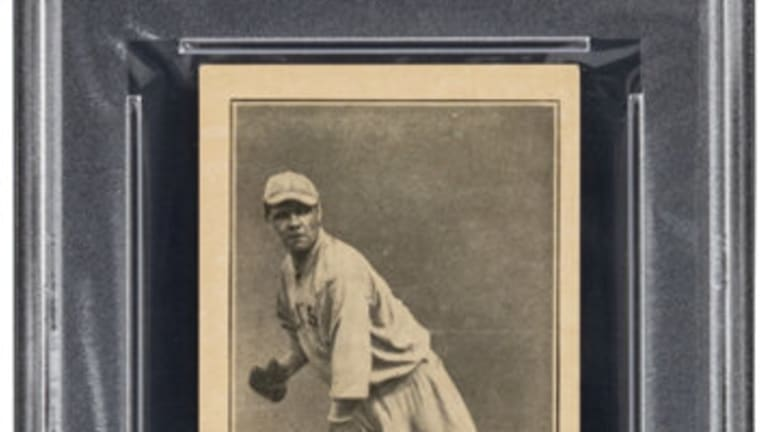 Babe, Wagner cards highlight Heritage Spring Auction