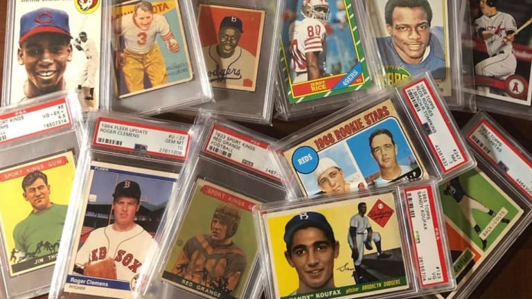 PSA brings back Express Service as it catches up on backlog of sports card submissions