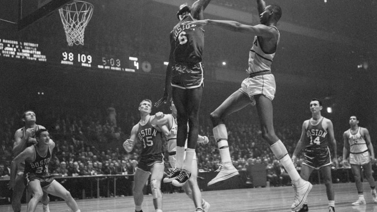 Shares of iconic Wilt Chamberlain game-worn uniform sell fast at Collectable