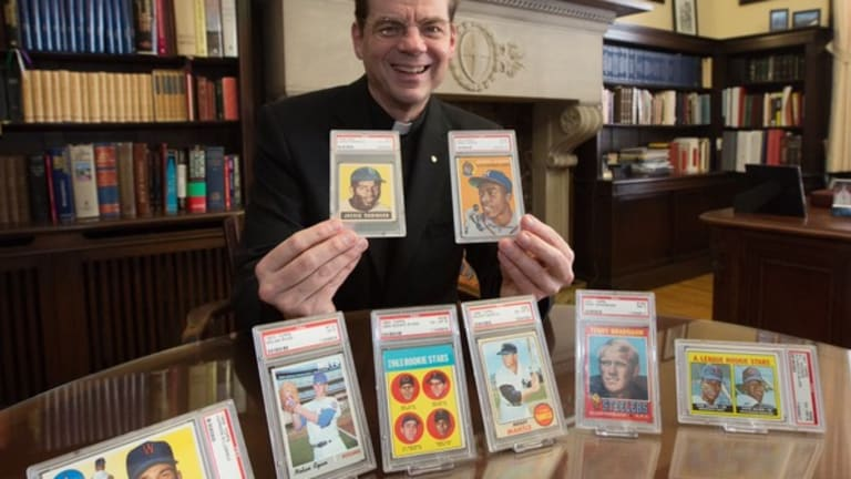 SCD Hall of Fame: Father John Ubel and his Divine Collection
