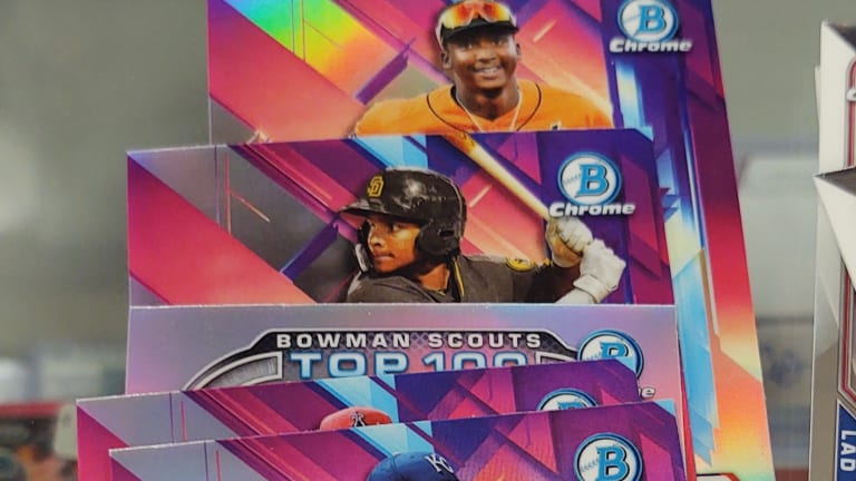 NEW RELEASES: 2021 Bowman Baseball delivers futuristic look at hottest MLB prospects