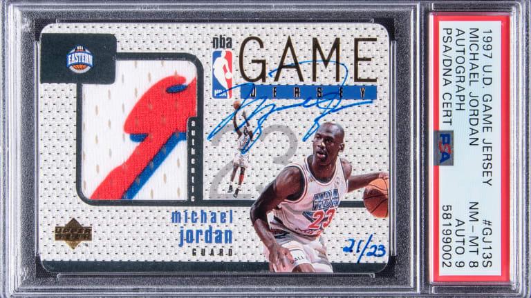 Goldin Auctions sets record for Honus Wagner, Michael Jordan cards, Kobe Bryant jersey