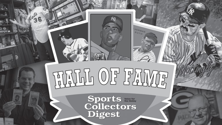 Introducing the first class of the Sports Collectors Digest Hall of Fame