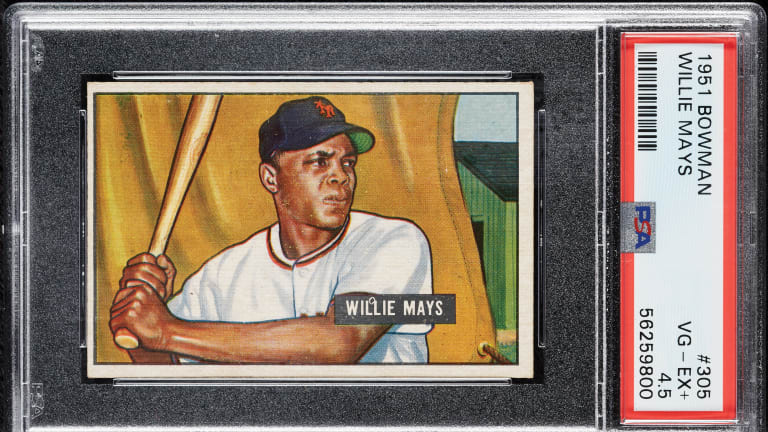 Mantle vs. Mays, Honus vs. Ted Williams: MLB's Top of the Pack Bracket a fun challenge for collectors