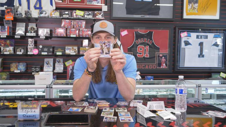 With MLB pitcher Matt Strahm as host, 'The Card Life' looks to shine positive light on sports card hobby