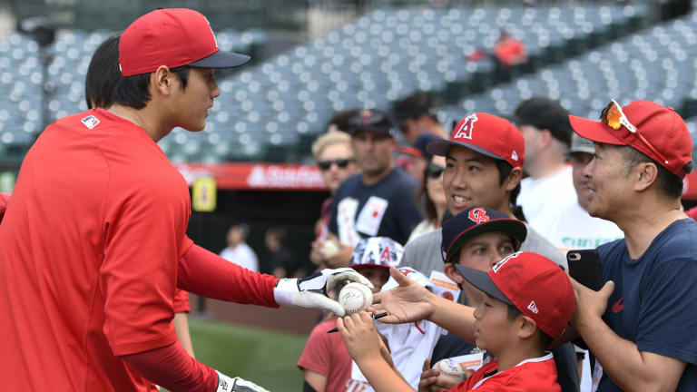 Shohei Ohtani is MLB's new Babe Ruth, and a hero in his homeland of Japan