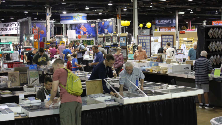 Game plan for attending The National and making the most of your collecting experience