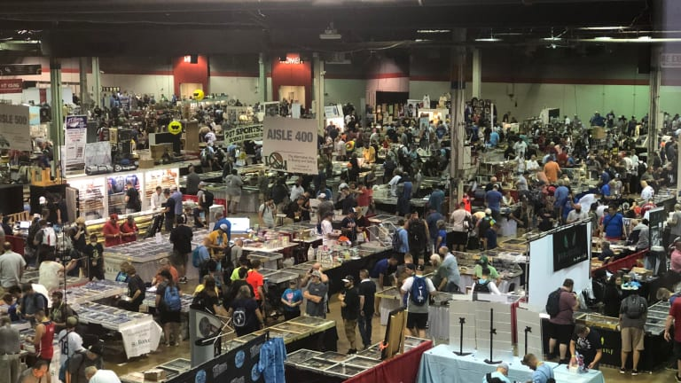 Big crowds and big deals from the show floor of The National