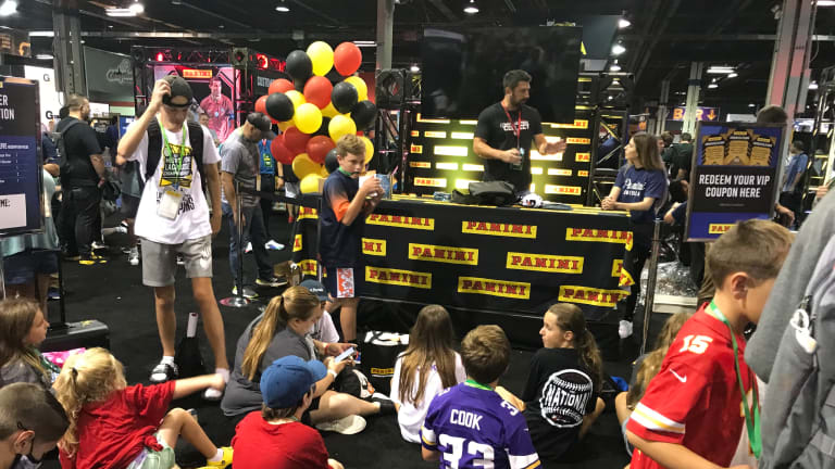 Youth movement bringing kids, new sports card collectors into growing hobby