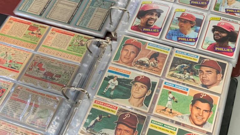 Loyal Topps collectors worried about future of baseball cards