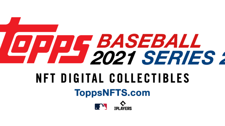 Topps launching Series 2 Baseball NFT Collection