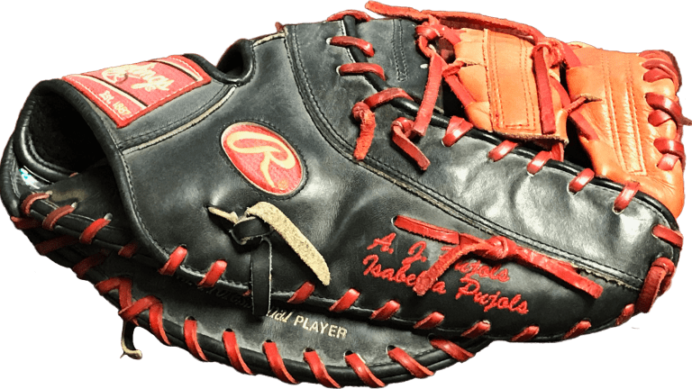 These famous game-worn baseball collectibles were used in the MLB playoffs